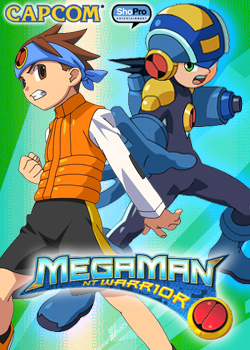 MegaMan NT Warrior     Deleted Episodes     dTV     XvidMegaman Nt Warrior Megaman Gets Deleted