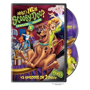 Re: Co novho Scooby-Doo? / What's New, Scooby-Doo? / CZ