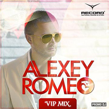 Alexey Romeo - VIP MIX 485 (25-04-2012)