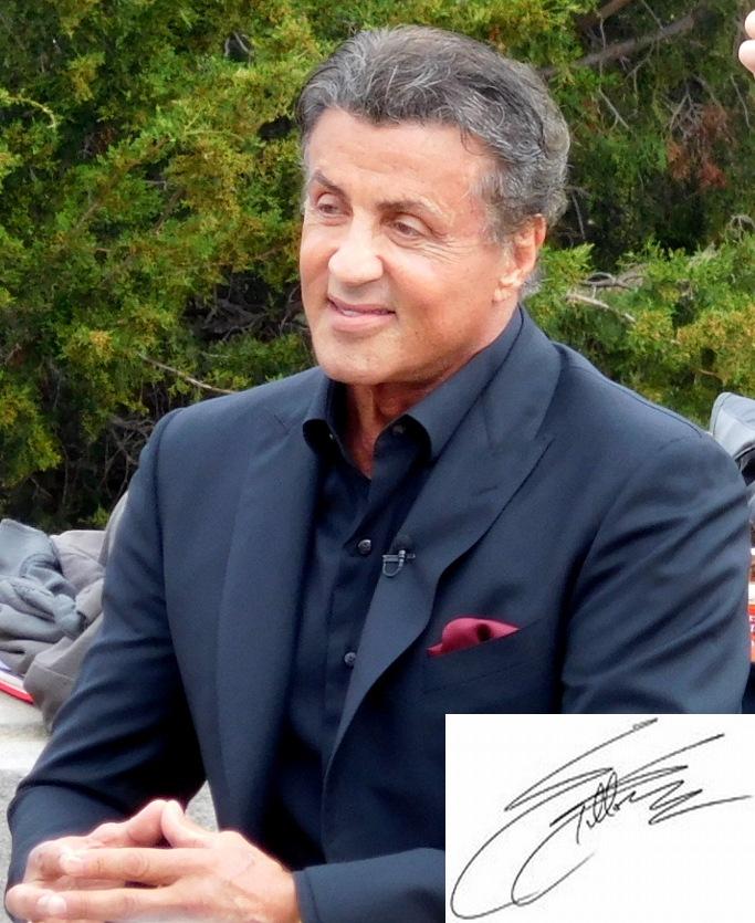 Sylvester Stallone Heute