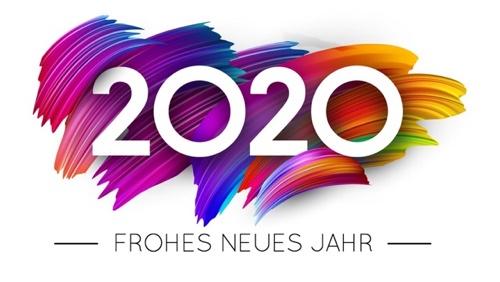 Dokujunkies wünscht Euch ein Frohes 2020